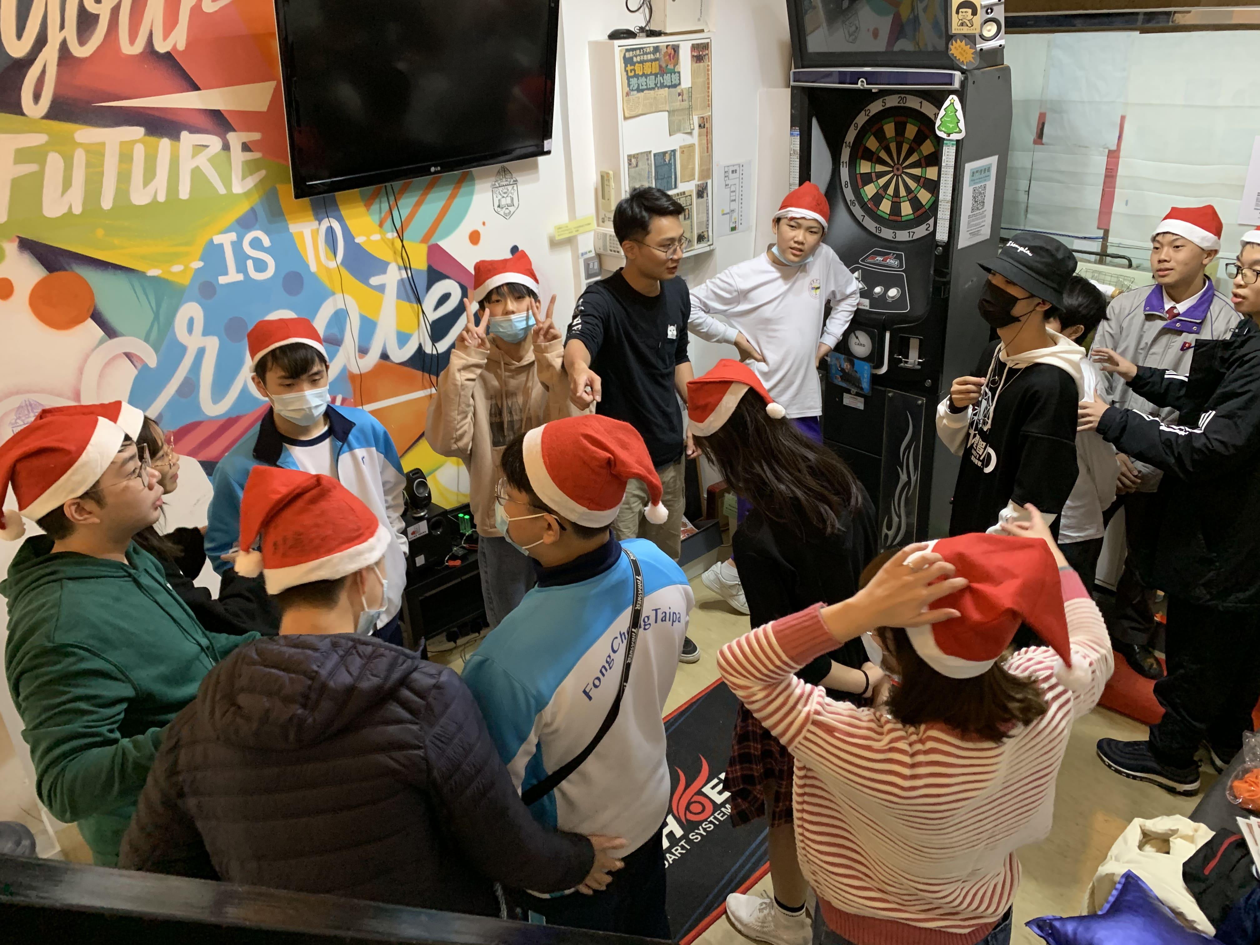 「聖公會 氹仔青年服務隊」聖誕FUNFUN樂