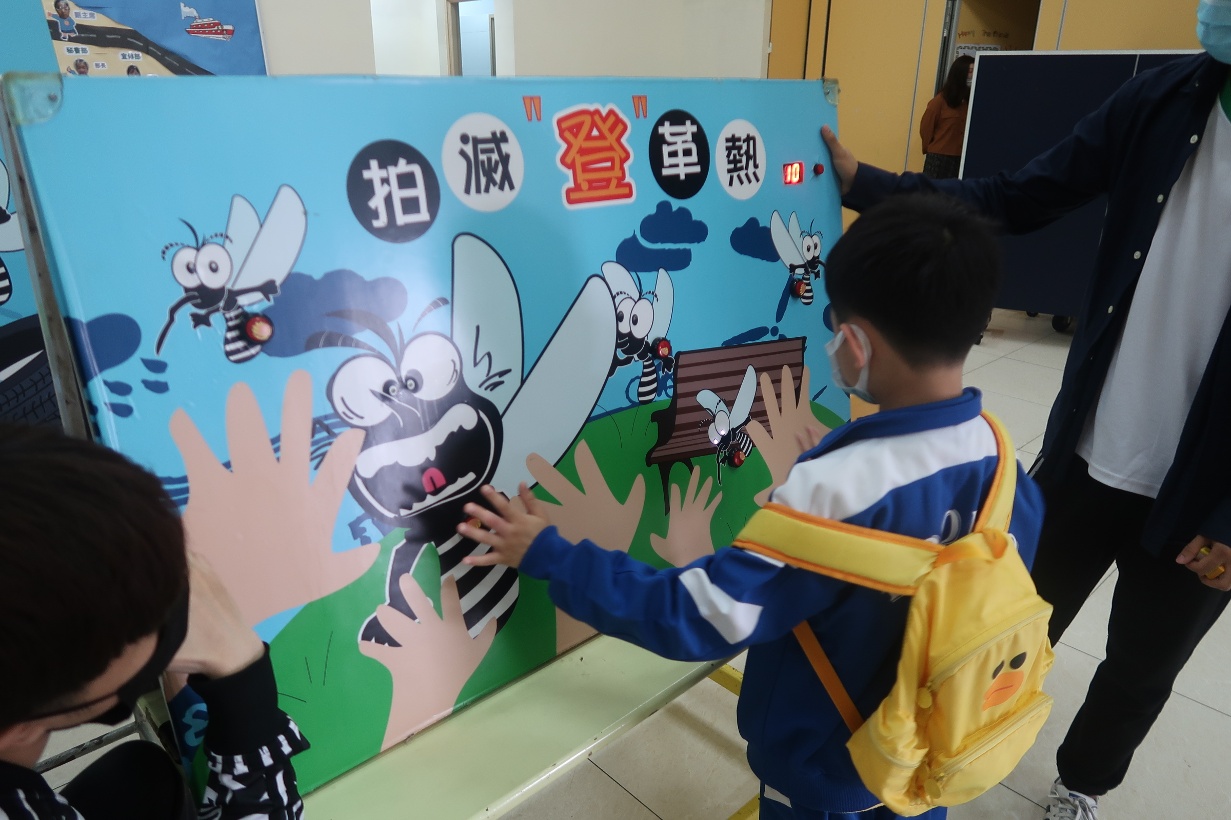 「學校輔導服務」-環保有「塑」攤位活動