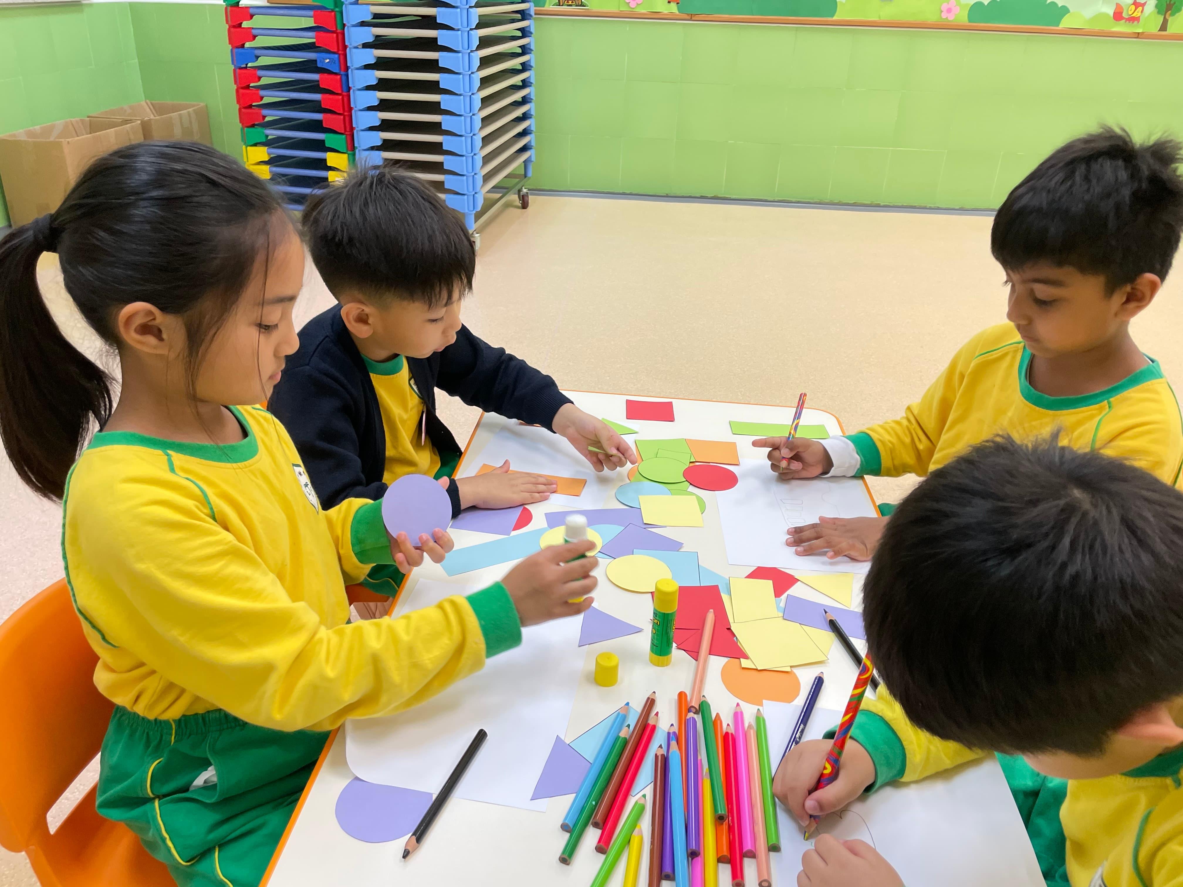 「學校輔導服務」-桌遊派對(幼)